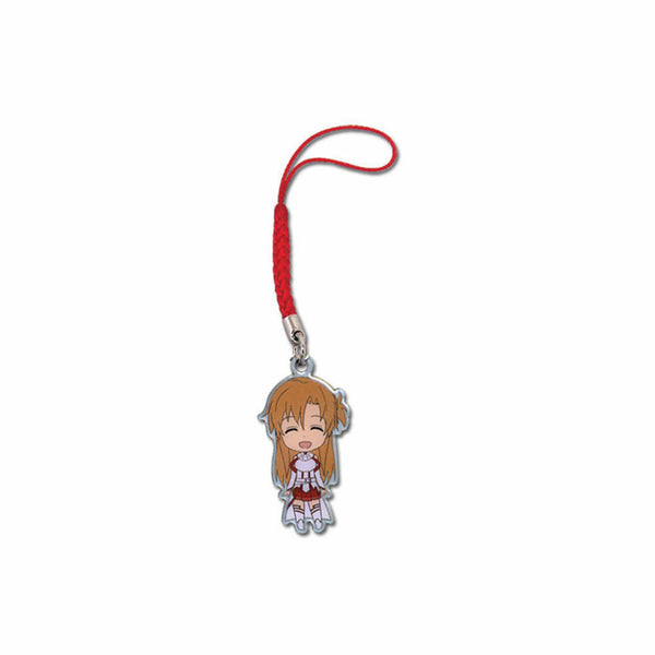 Sword Art Online Asuna Metal Cell Phone Charm