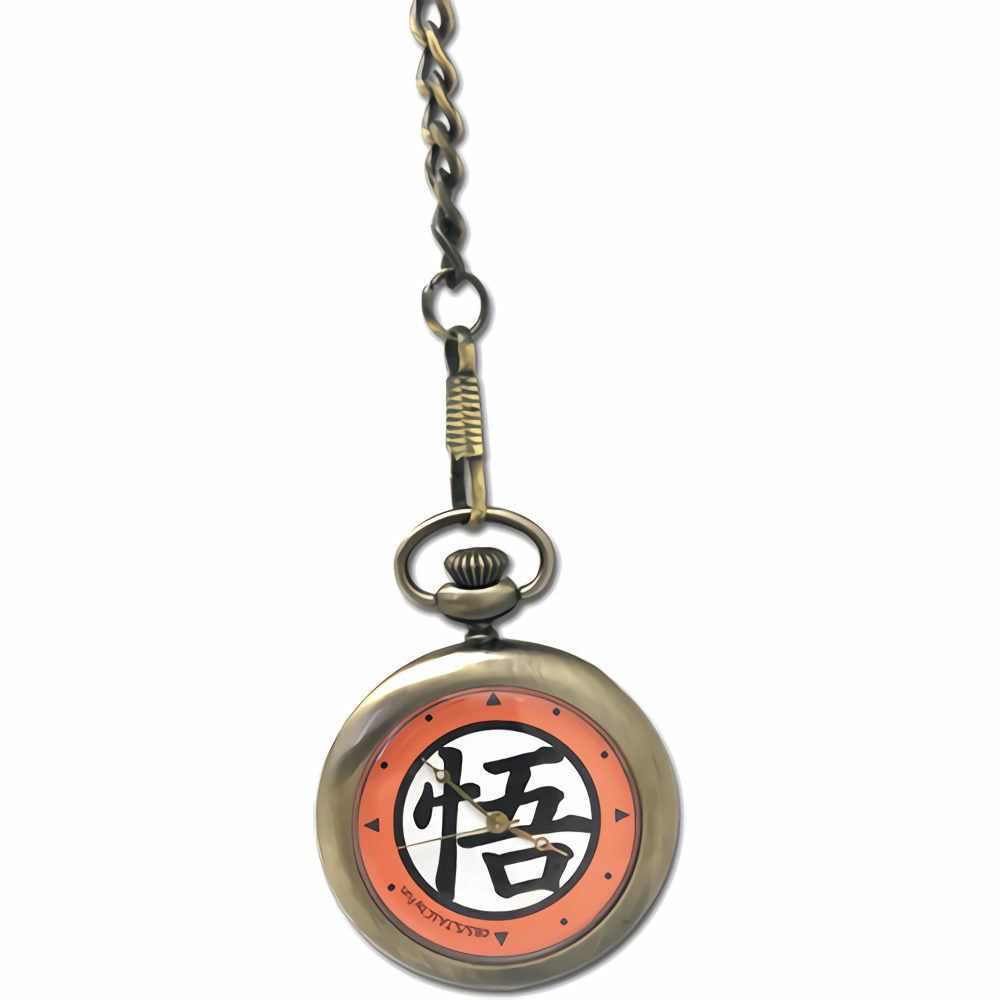 Dragon Ball Z Goku Pocket Watch
