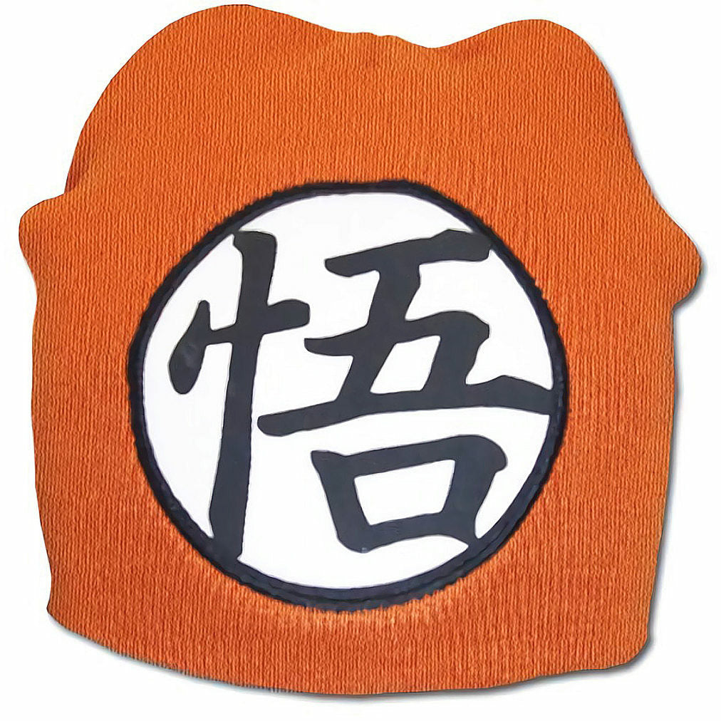 Dragon Ball Z Goku Symbol Beanie Hat