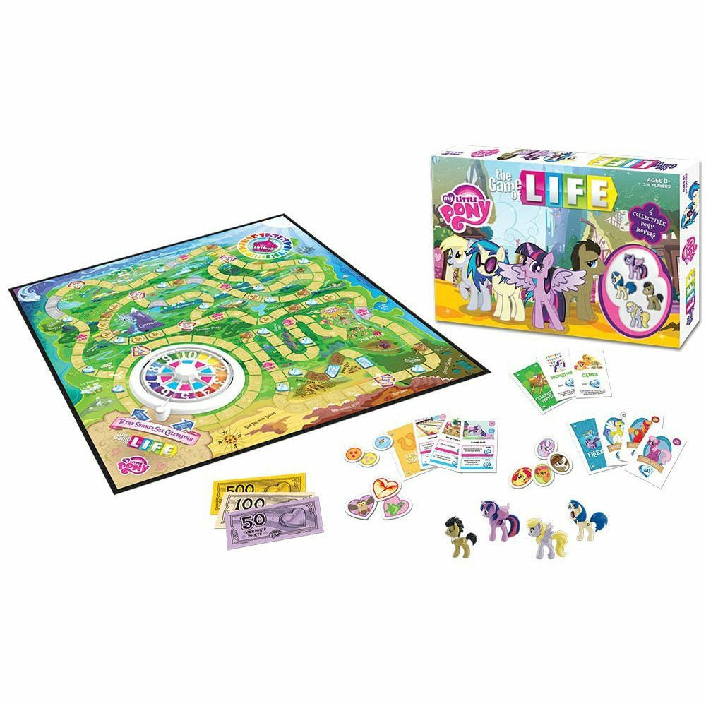 My Little Pony Life Board Game