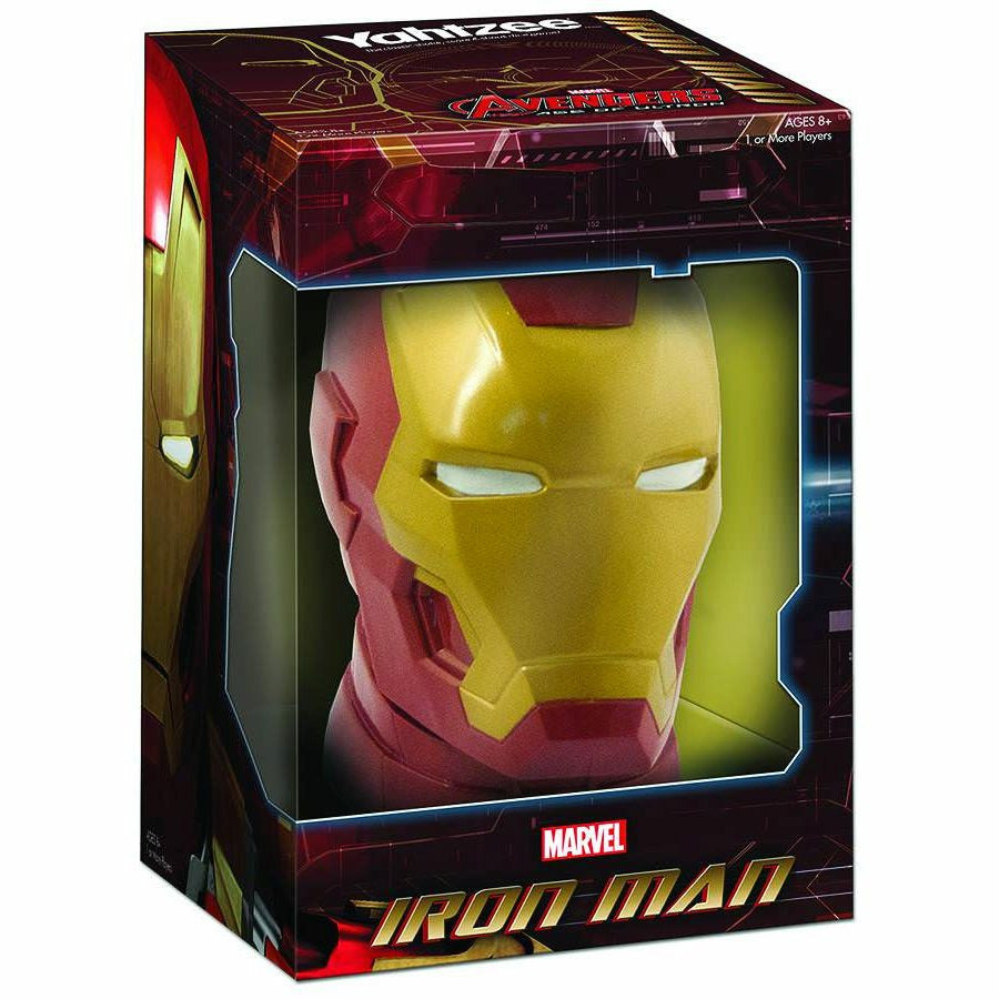 Avengers Age Of Ultron: Iron Man Yahtzee Collectors Edition Board Game
