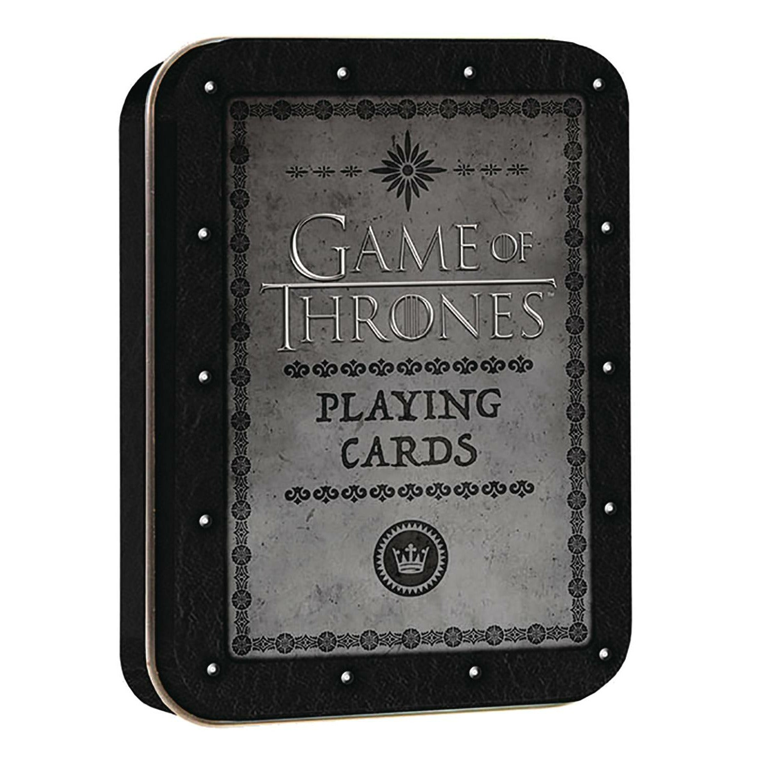 Game of Thrones Playing Cards Tin