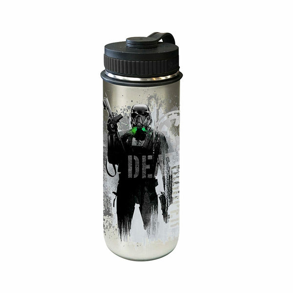 Star Wars Rogue One Death Trooper Stainless Steel Water Bottle