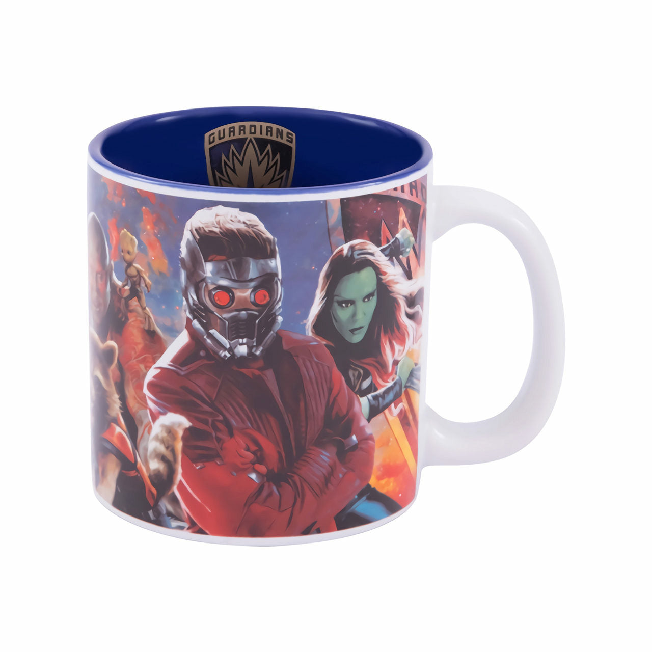 Marvel Guardians of the Galaxy 2 Group Shot 20 oz Ceramic Mug