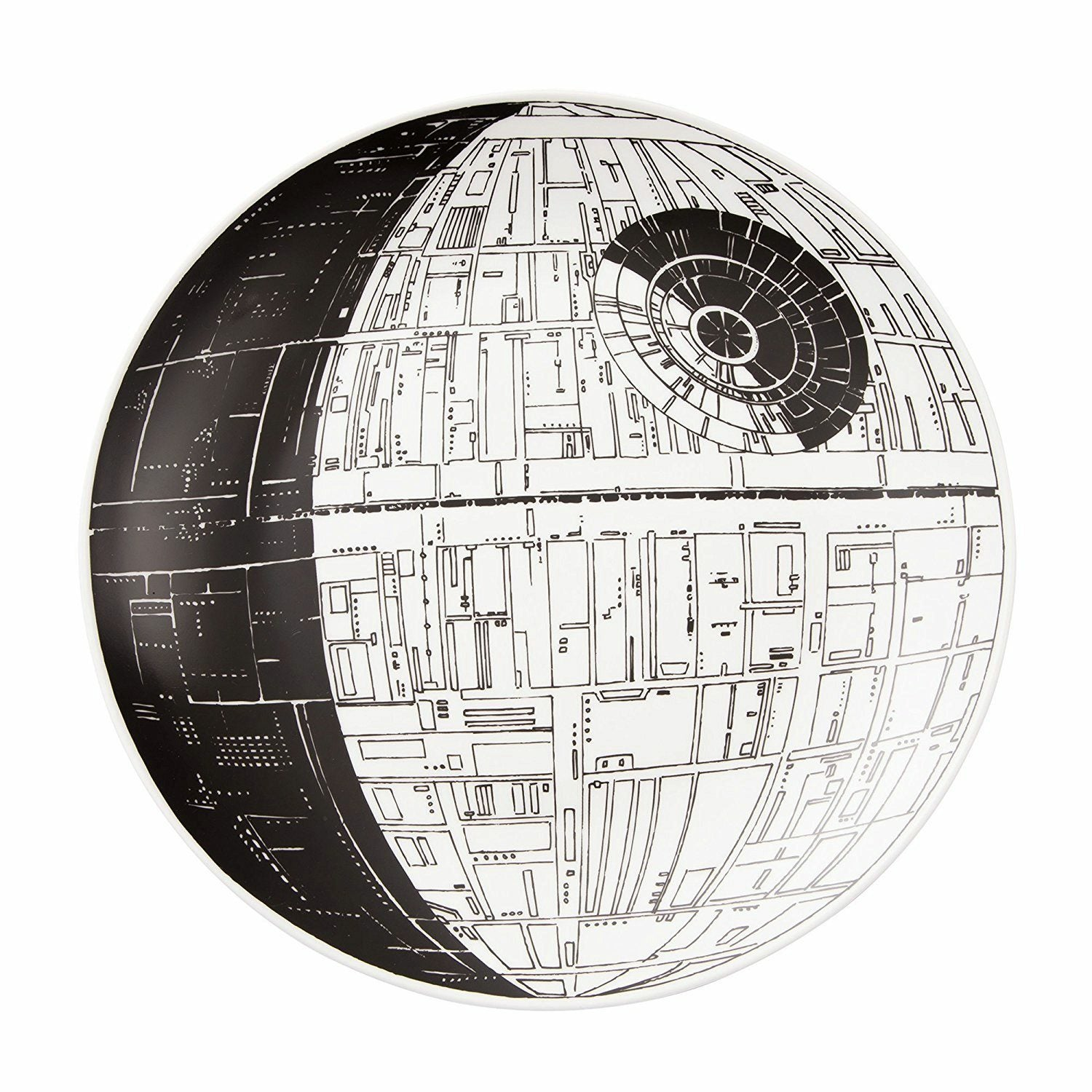 Star Wars Death Star Ceramic Serving Platter