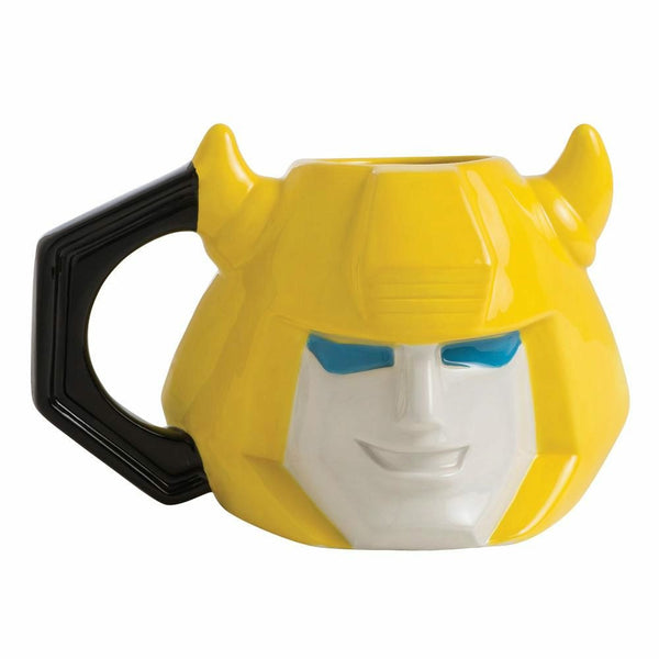 Transformers Bumblebee 20 oz. Sculpted Ceramic Mug