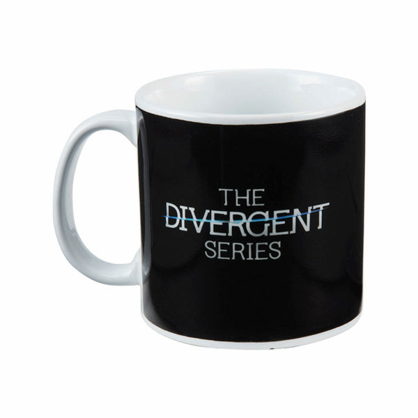 The Divergent Series 20 oz Heat Reactive Ceramic Mug