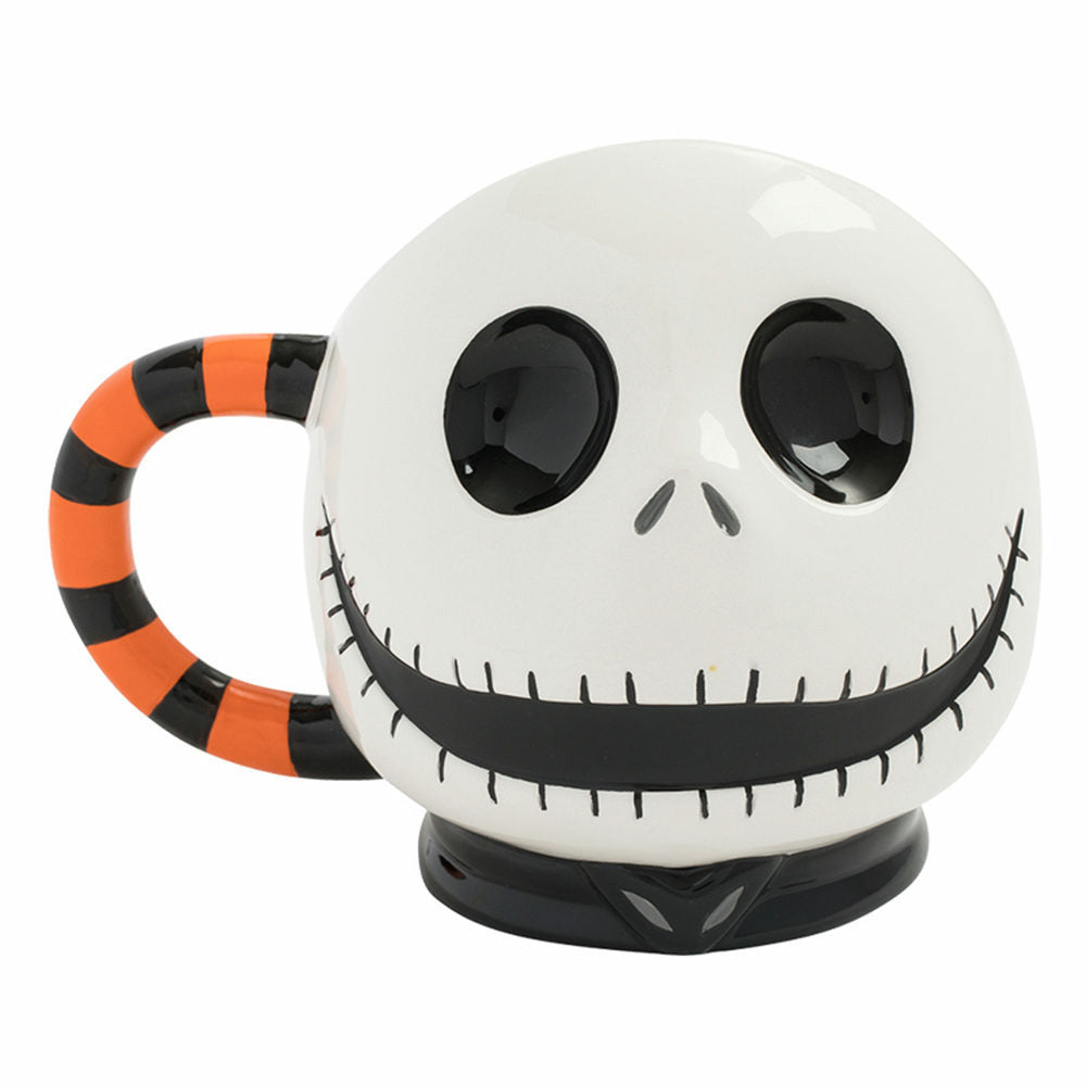The Nightmare Before Christmas Jack Sculpted Mug