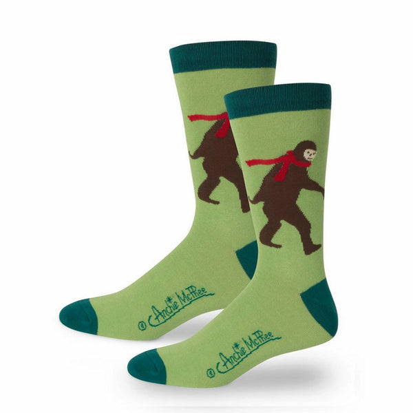 Bigfoot Crew Socks
