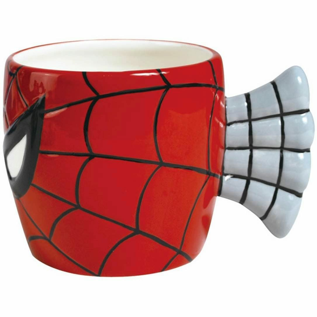 The Amazing Spider-Man Face Mug