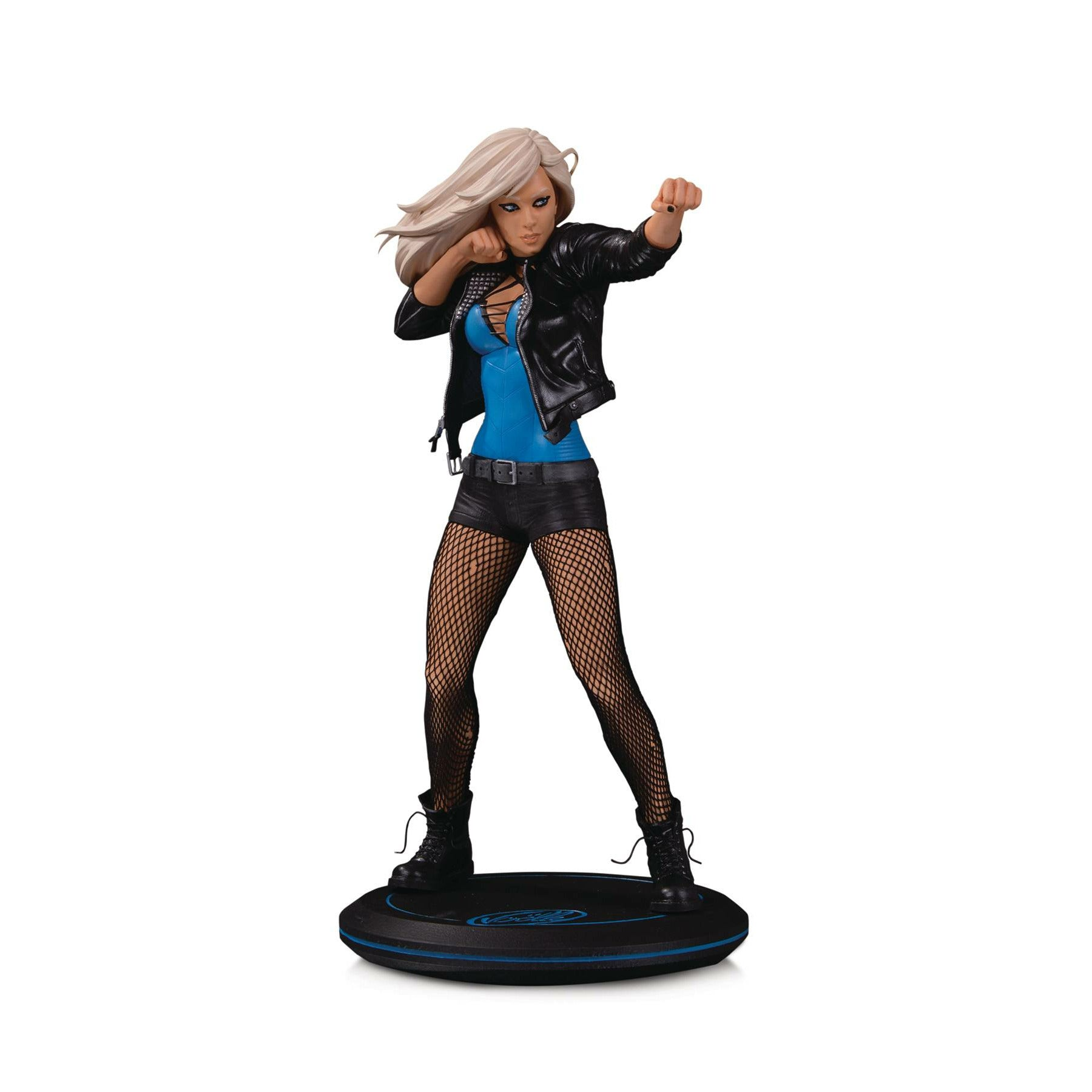 DC Cover Girls Black Canary 9 inch Statue By Joelle Jones