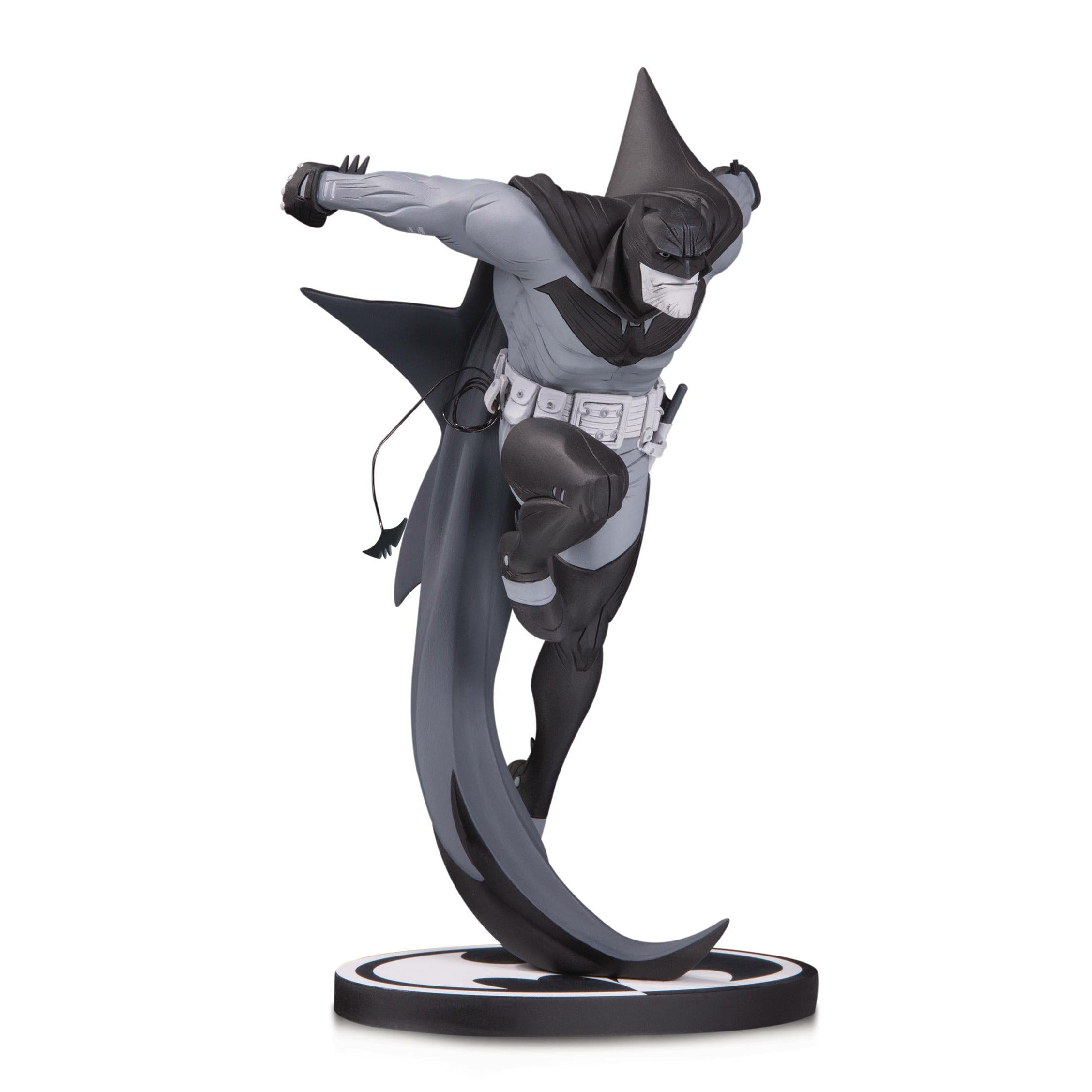 DC Comics Batman White Knight Black & White 7 inch Statue By Sean Murphy