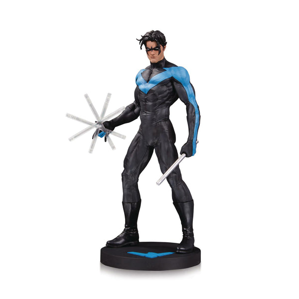 DC Designer Series Nightwing 13 inch Statue By Jim Lee