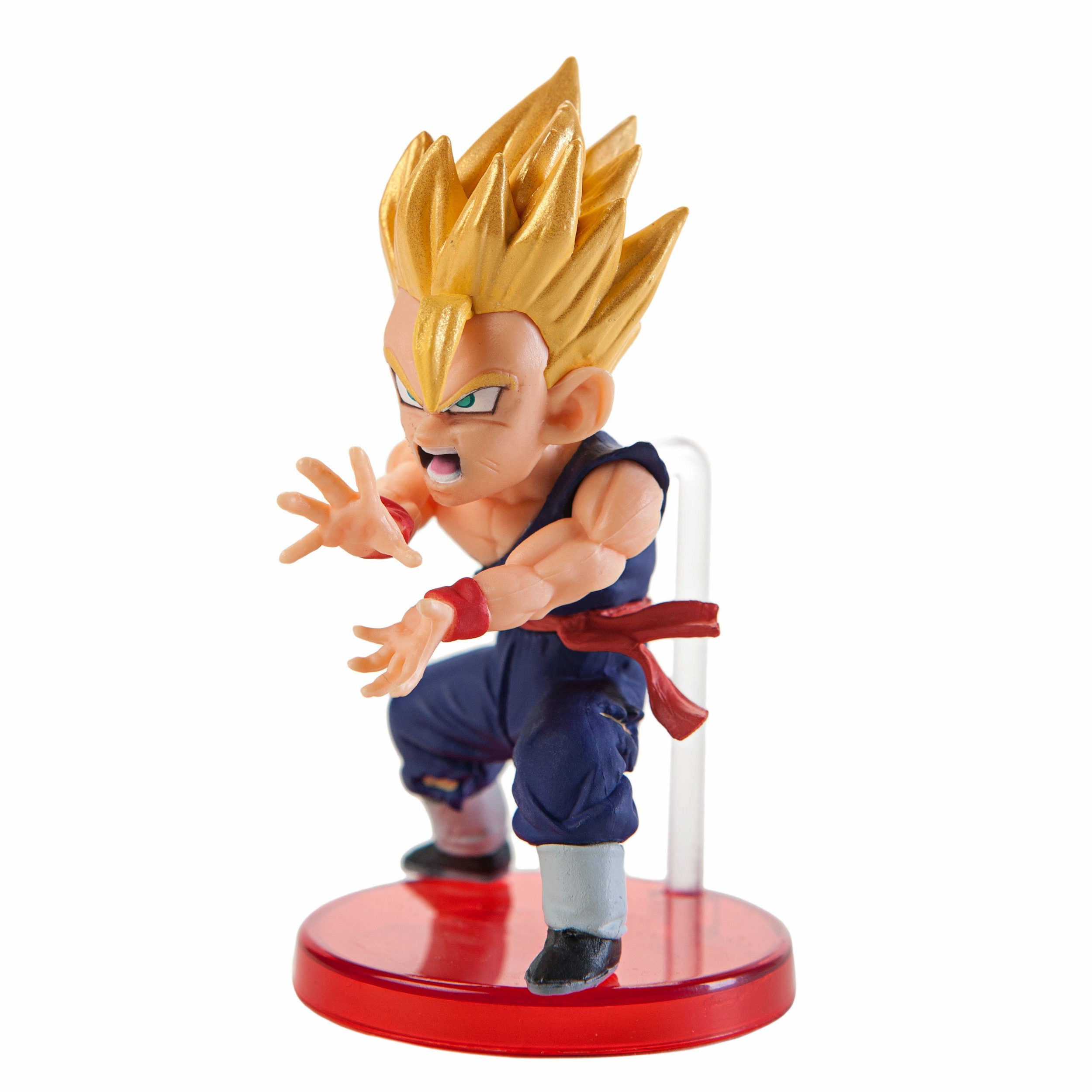 Dragon Ball Z WCF Battle of Saiyans Vol. 4 Super Saiyan Gohan PVC Mini Figure