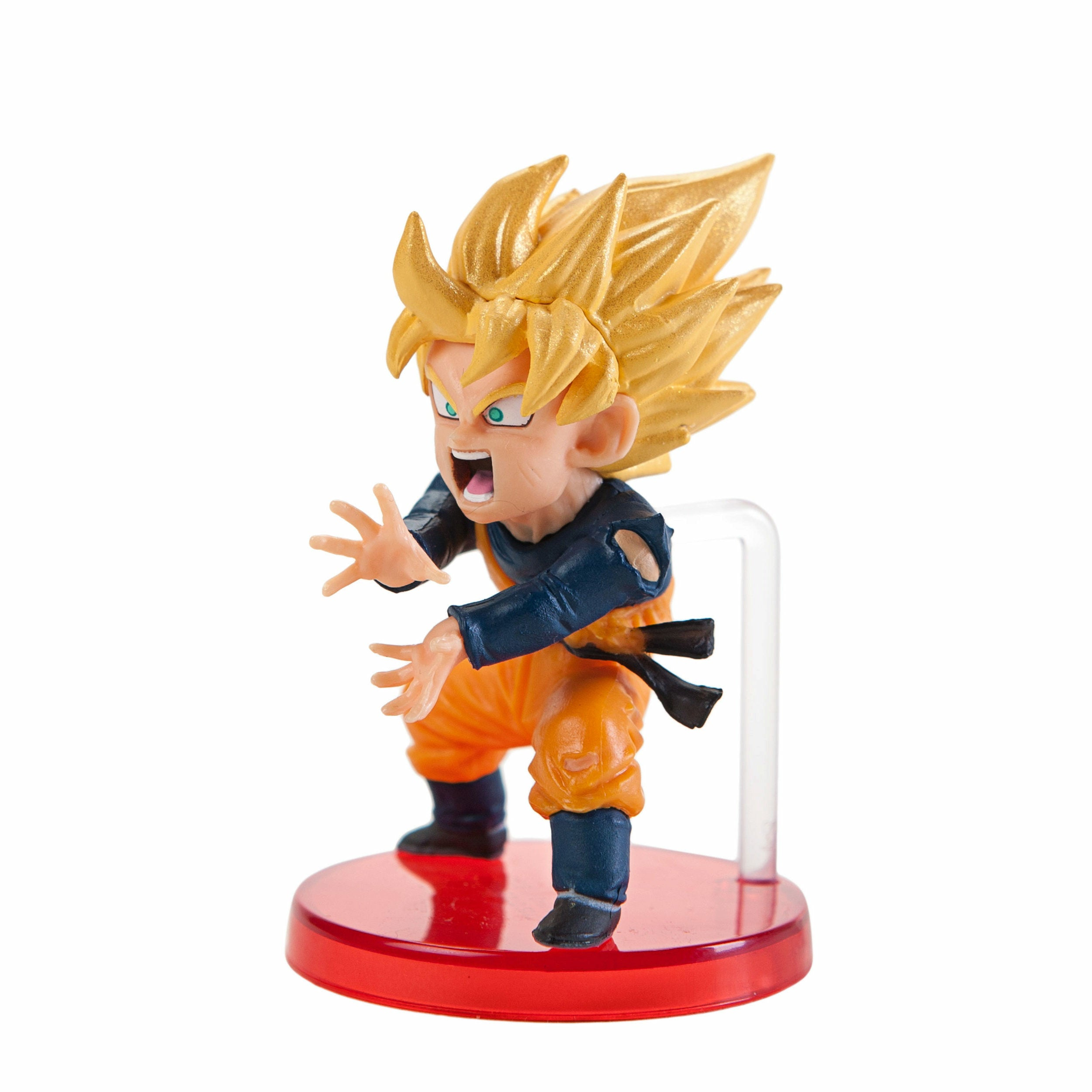 Dragon Ball Z WCF Battle of Saiyans Vol. 4 Super Saiyan Goten PVC Mini Figure