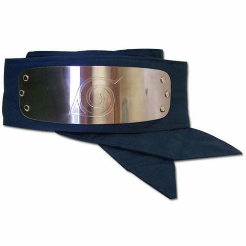 Naruto Leaf Konoha Village Logo Cosplay Headband
