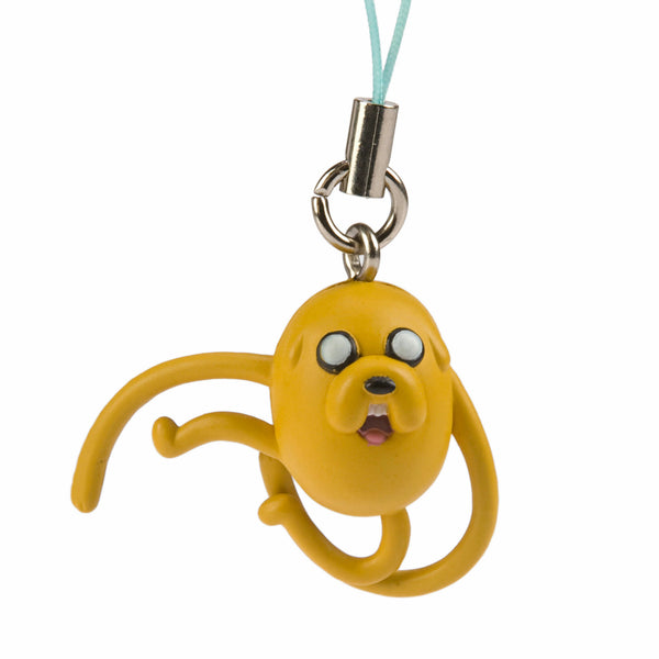 Adventure Time Jake Capsule Figure Smartphone Strap