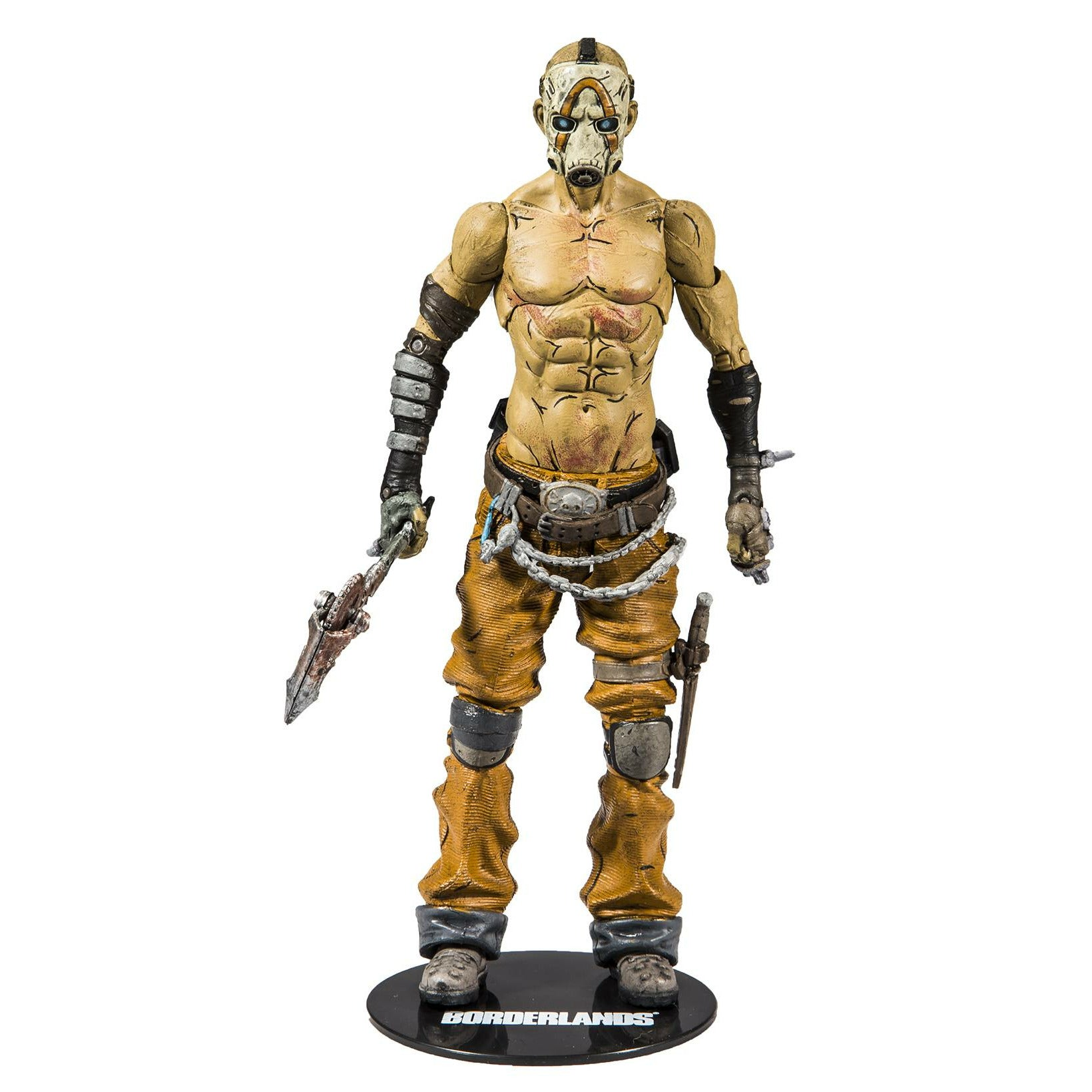 Borderlands 3 Psycho 7 inch Action Figure