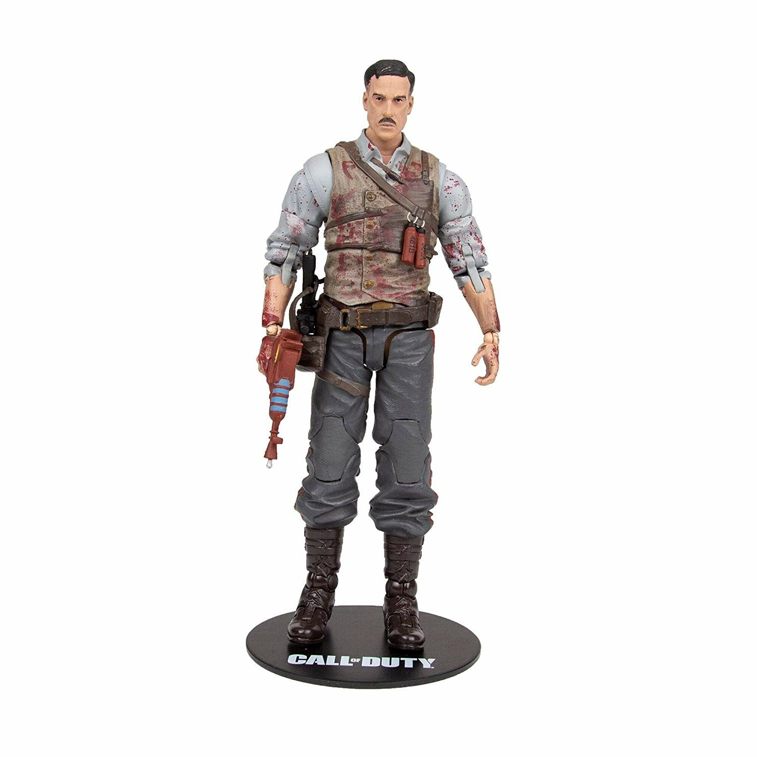 Call of Duty 2 Richtofen 7 inch Action Figure