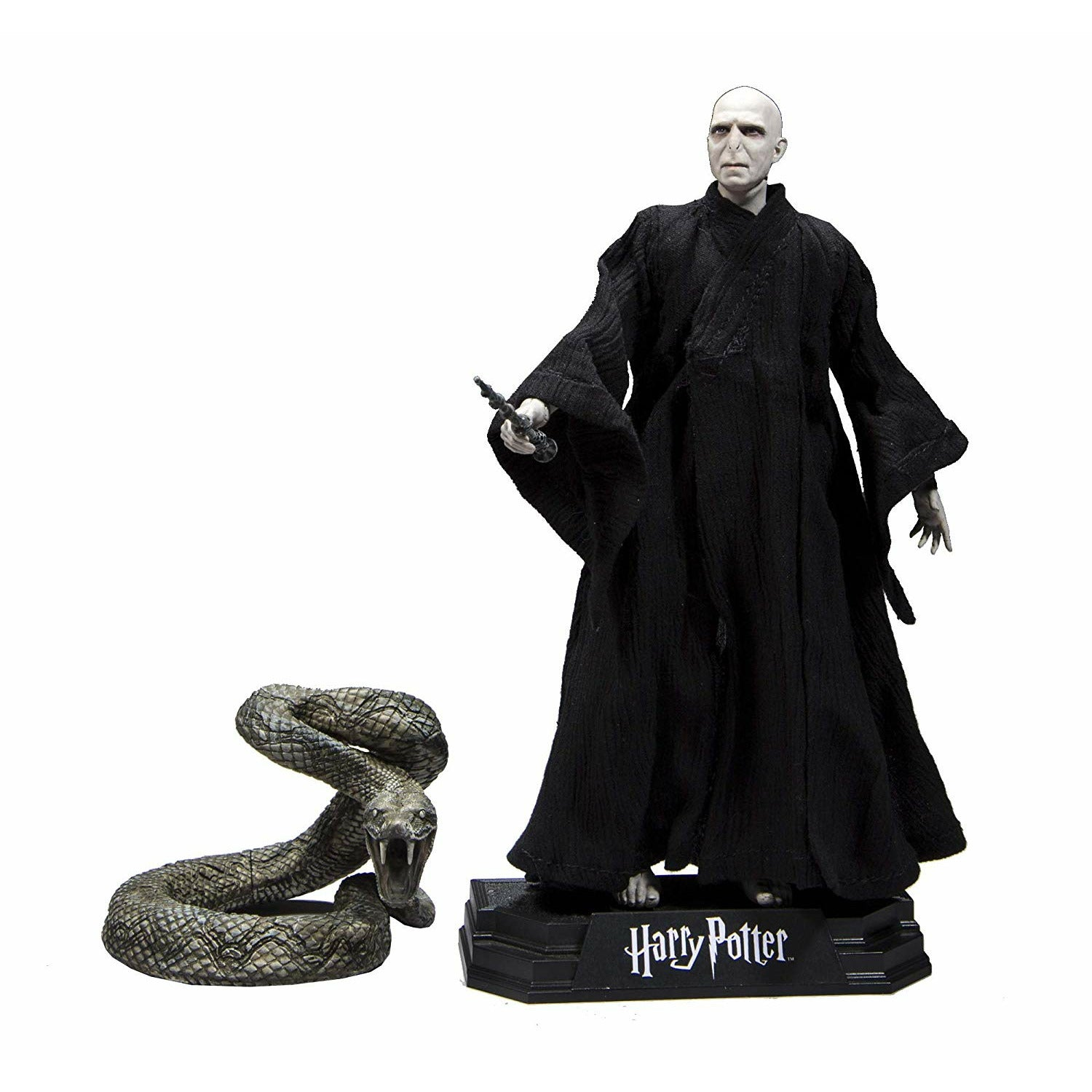 Harry Potter and the Deathly Hallows Part 2 Lord Voldemort 7 inch Action Figure