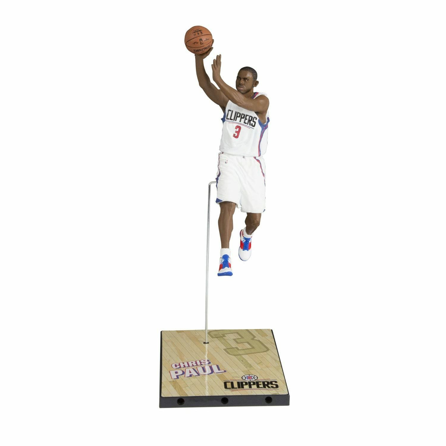 NBA LA Clippers Chris Paul Action Figure