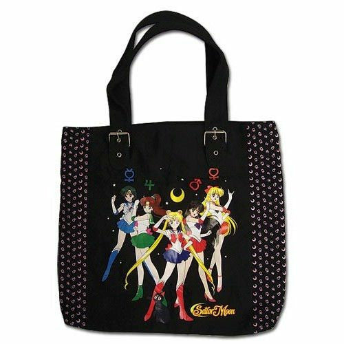 Sailormoon Sailor Soldiers Tote Bag