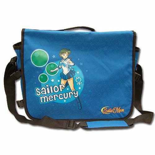 Sailormoon Sailor Mercury Messenger Bag