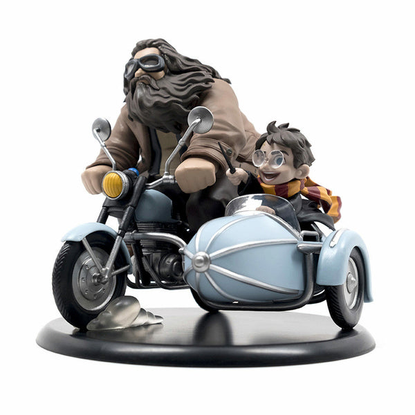 Harry Potter and Rubeus Hagrid Q-Fig Max Figure