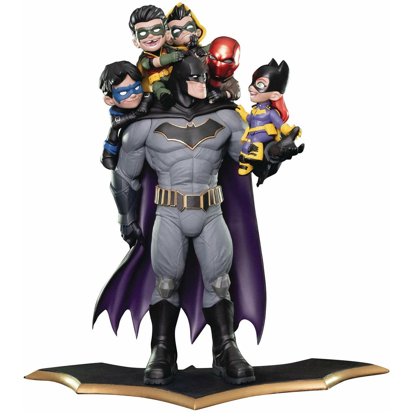 Batman Family Limited Edition Q-Master Diorama Figure