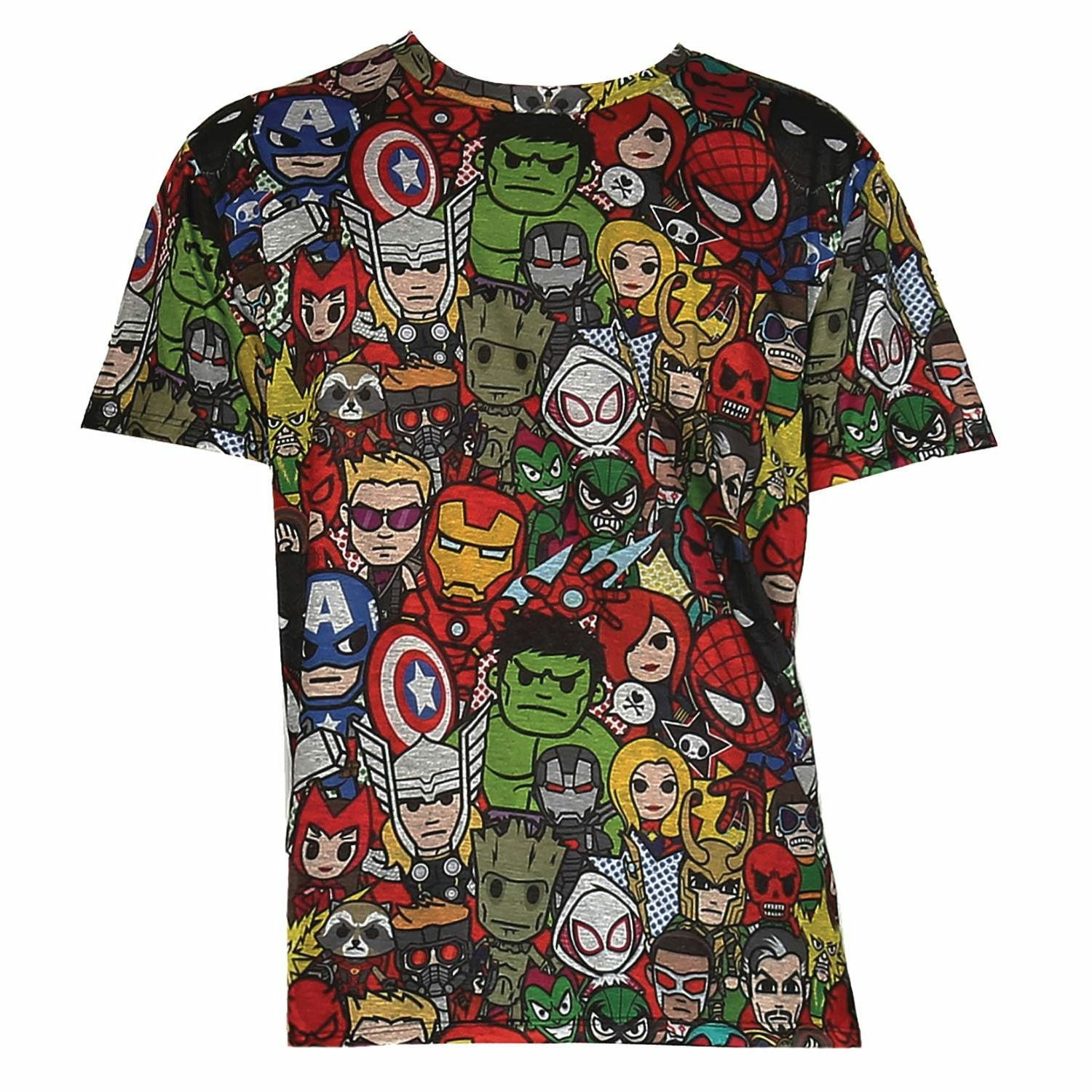 Marvel X Tokidoki Super Top Graphic T-Shirt