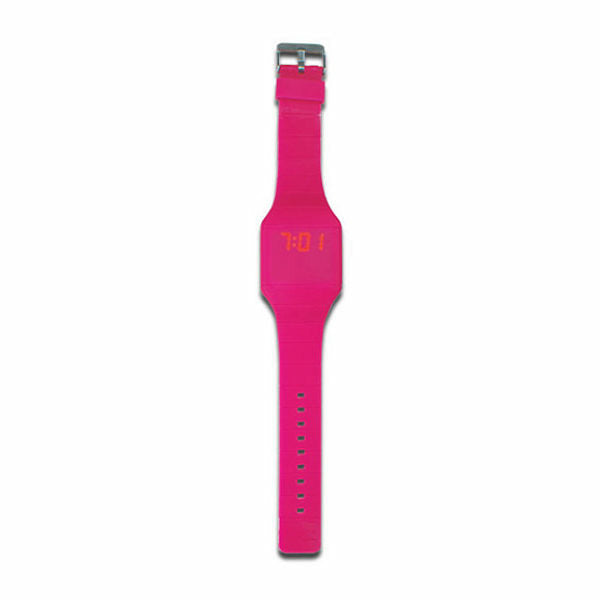 DCI On Time LED Watch - Red