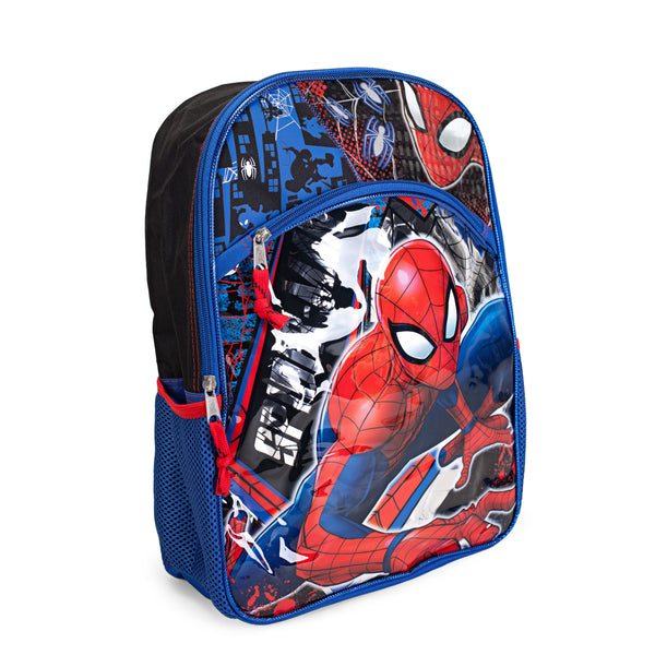 Marvel Spider-Man Action Pose Backpack