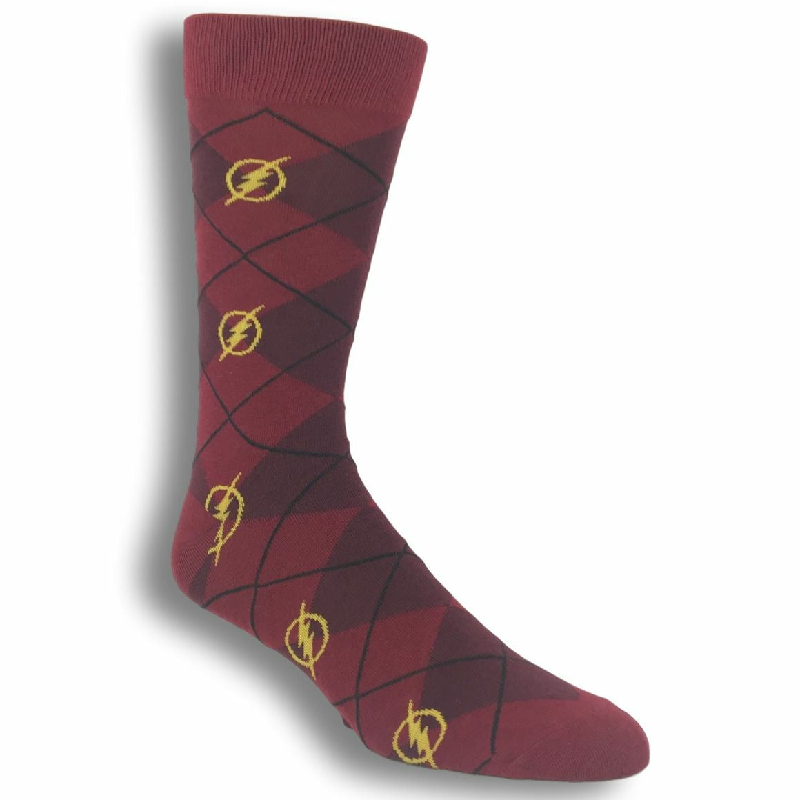DC Comics The Flash Dress Socks
