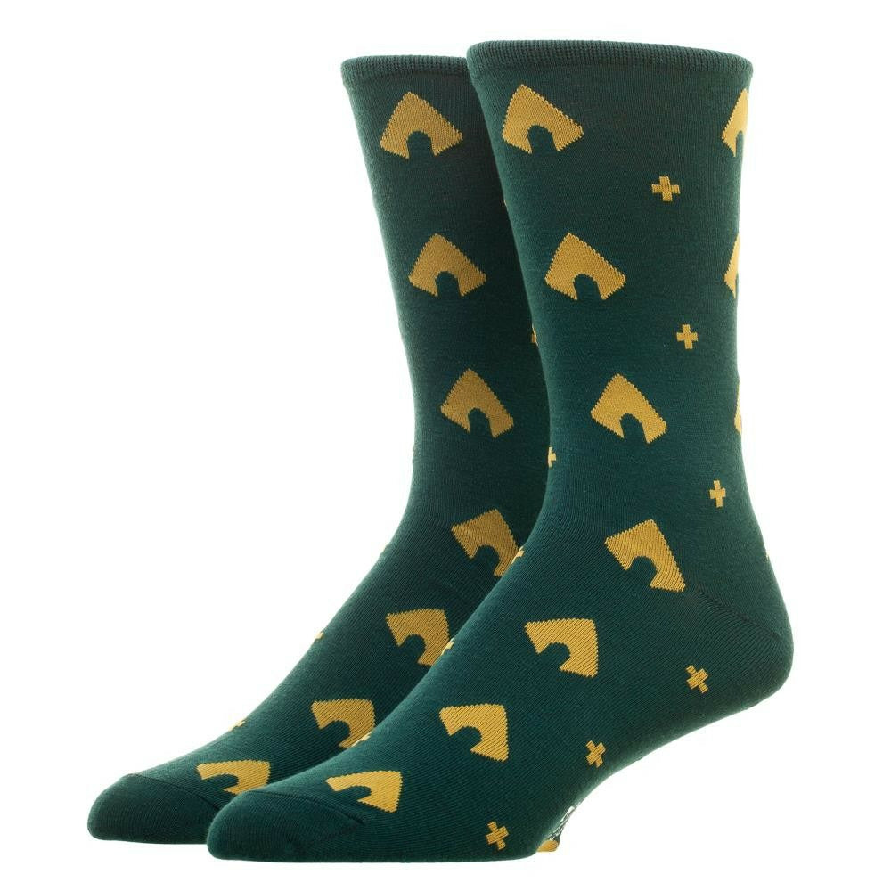 DC Comics Aquaman Dress Socks