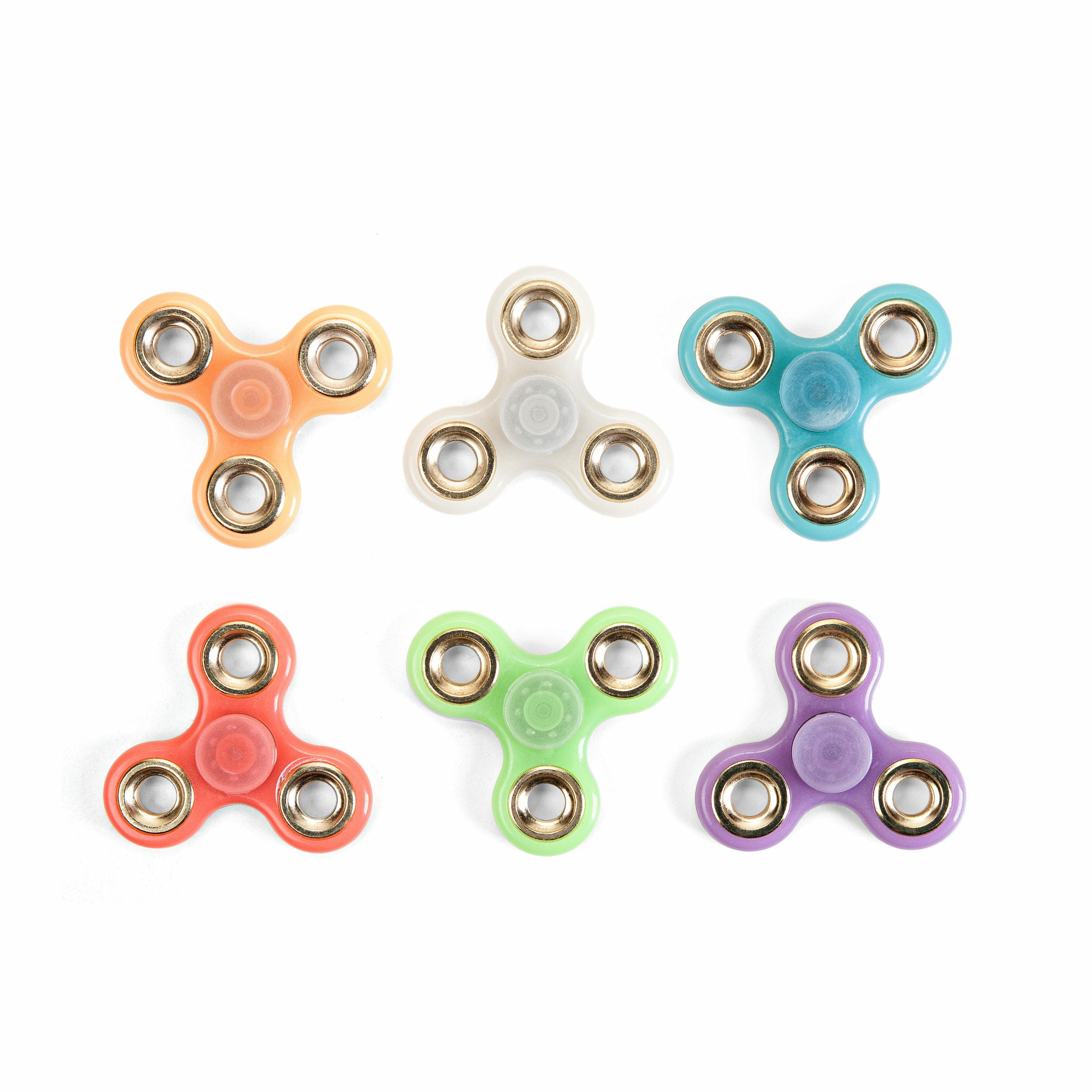 Glow In The Dark Rotate Spinner (1 Random)