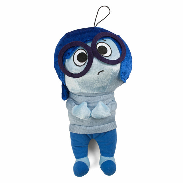 Inside Out Sadness Plush Coin Purse