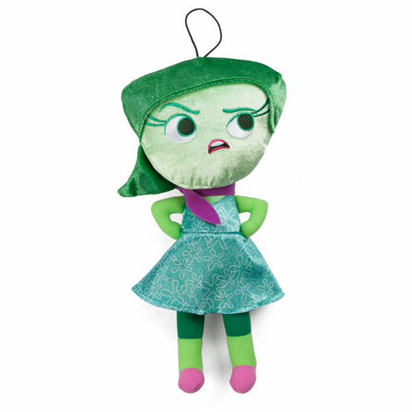 Inside Out Disgust Plush Coin Purse