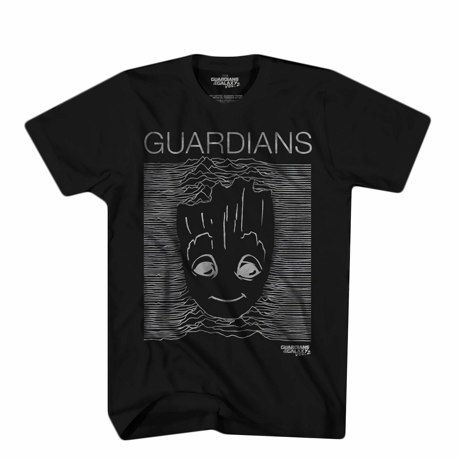 Marvel Guardians of the Galaxy 2 Groot Division Graphic T-Shirt