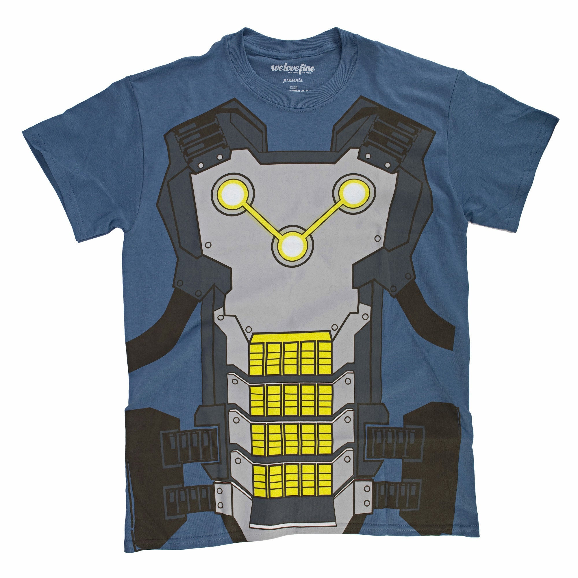 Marvel Guardians Of The Galaxy I Am Nova Mens Costume T-Shirt