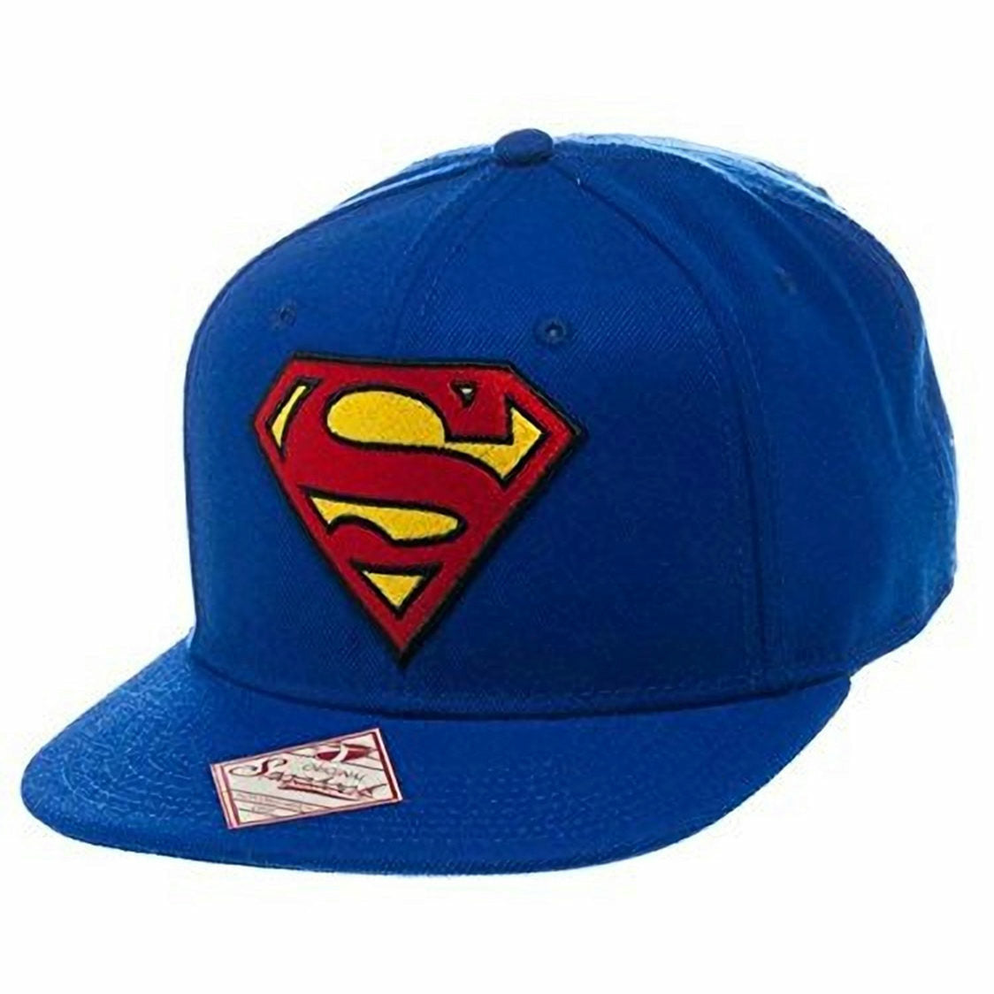 DC Comics Superman Logo Snapback Baseball Cap