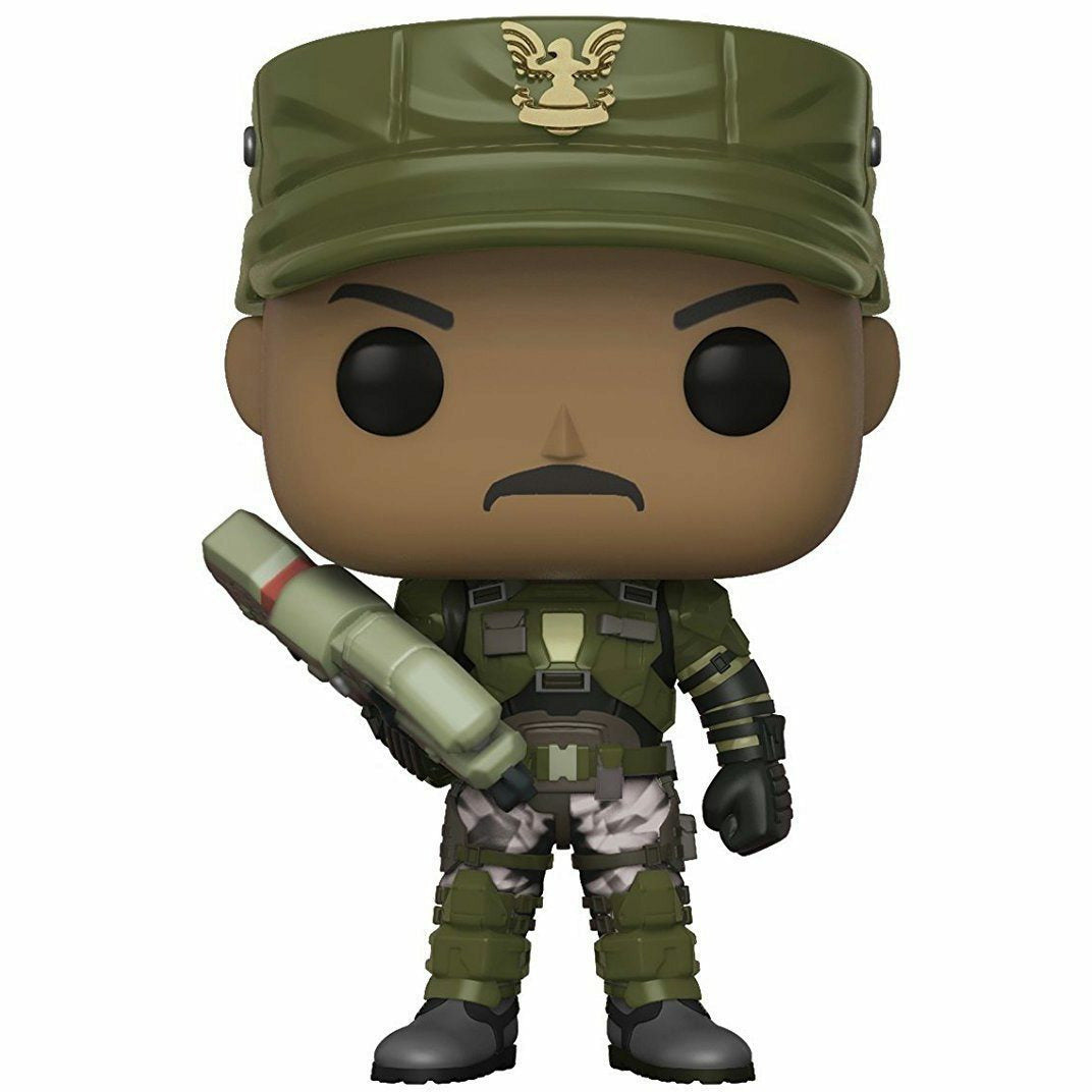 Halo Sgt. Johnson Pop! Halo Vinyl Figure