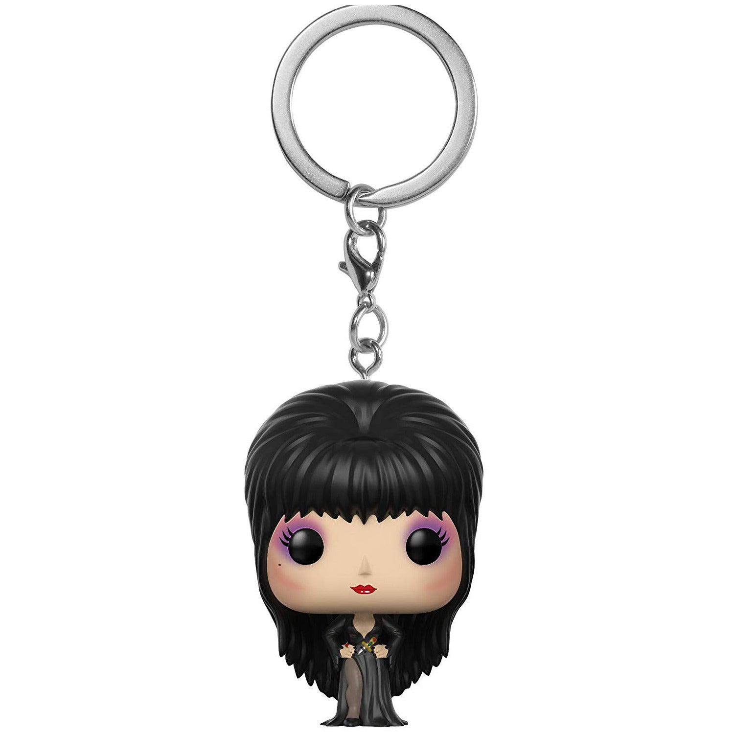 Elvira Mistress Of The Dark Pocket Pop! Keychain Vinyl Figure