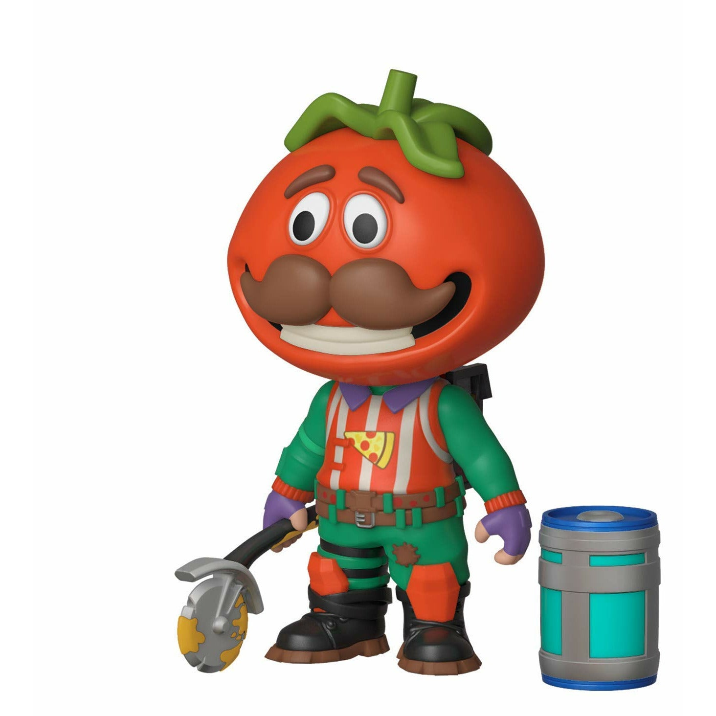 Fortnite 5 Star Tomatohead Vinyl Figure