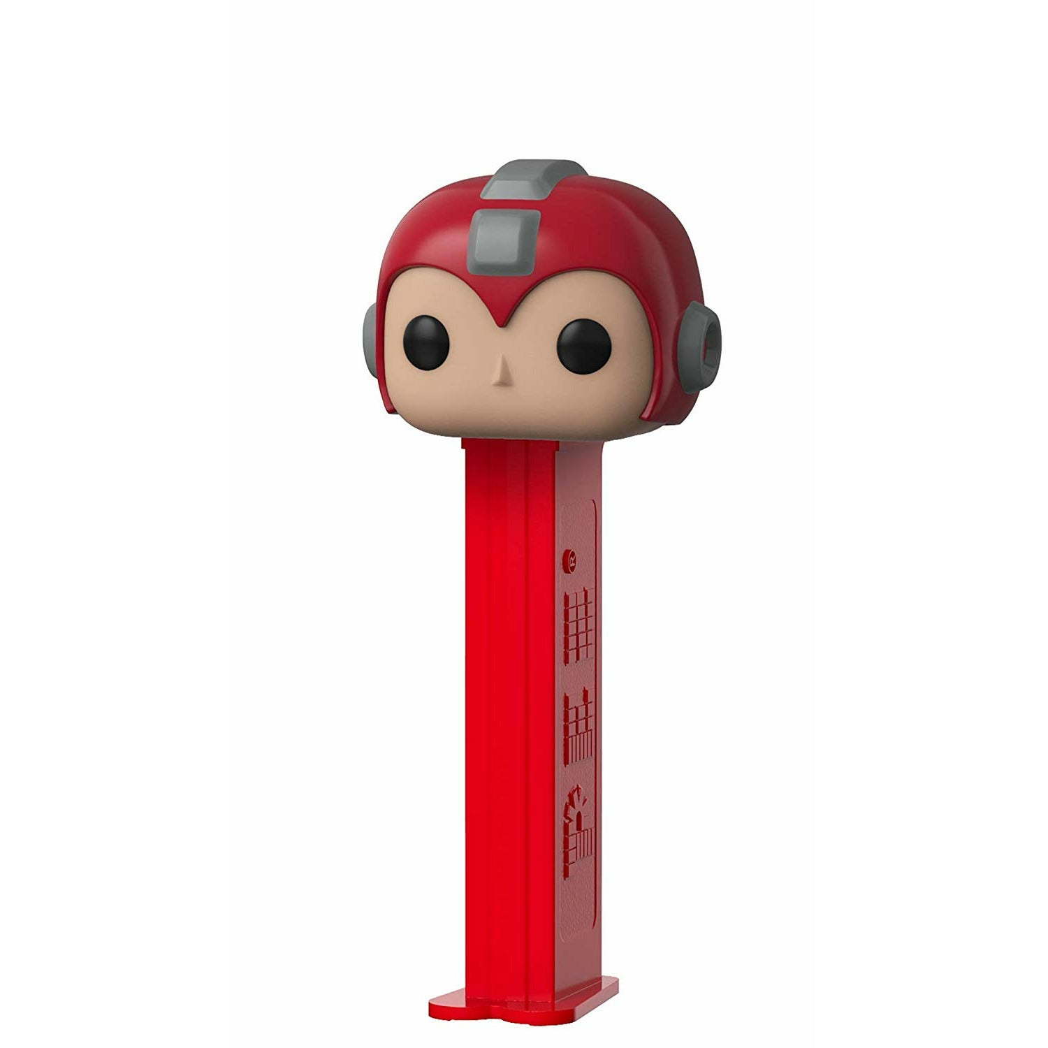 Megaman Magnet Missle Pop! Pez Candy & Dispenser