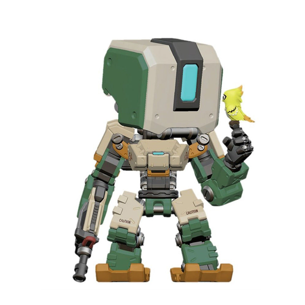 Overwatch Bastion Pop! Games Vinyl Figure