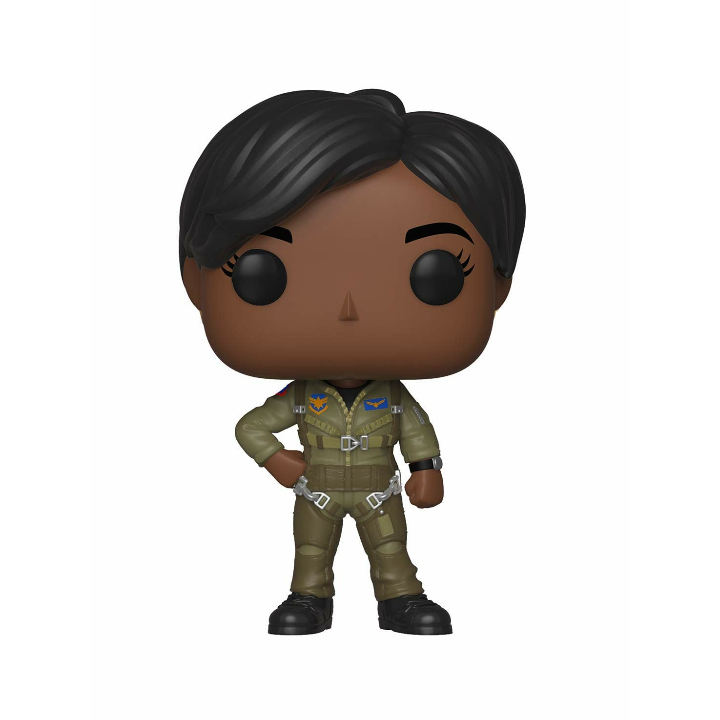 Captain Marvel Maria Rambeau Bobblehead Pop! Vinyl Figure