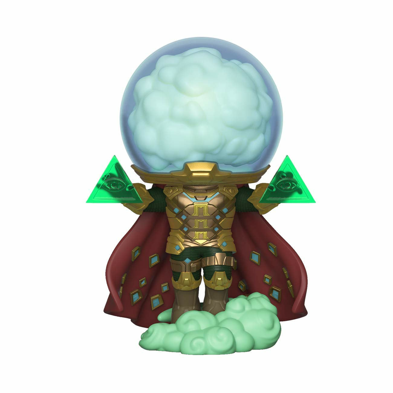 Marvel Spider-Man Far From Home Mysterio Bobblehead Pop! Vinyl Figure