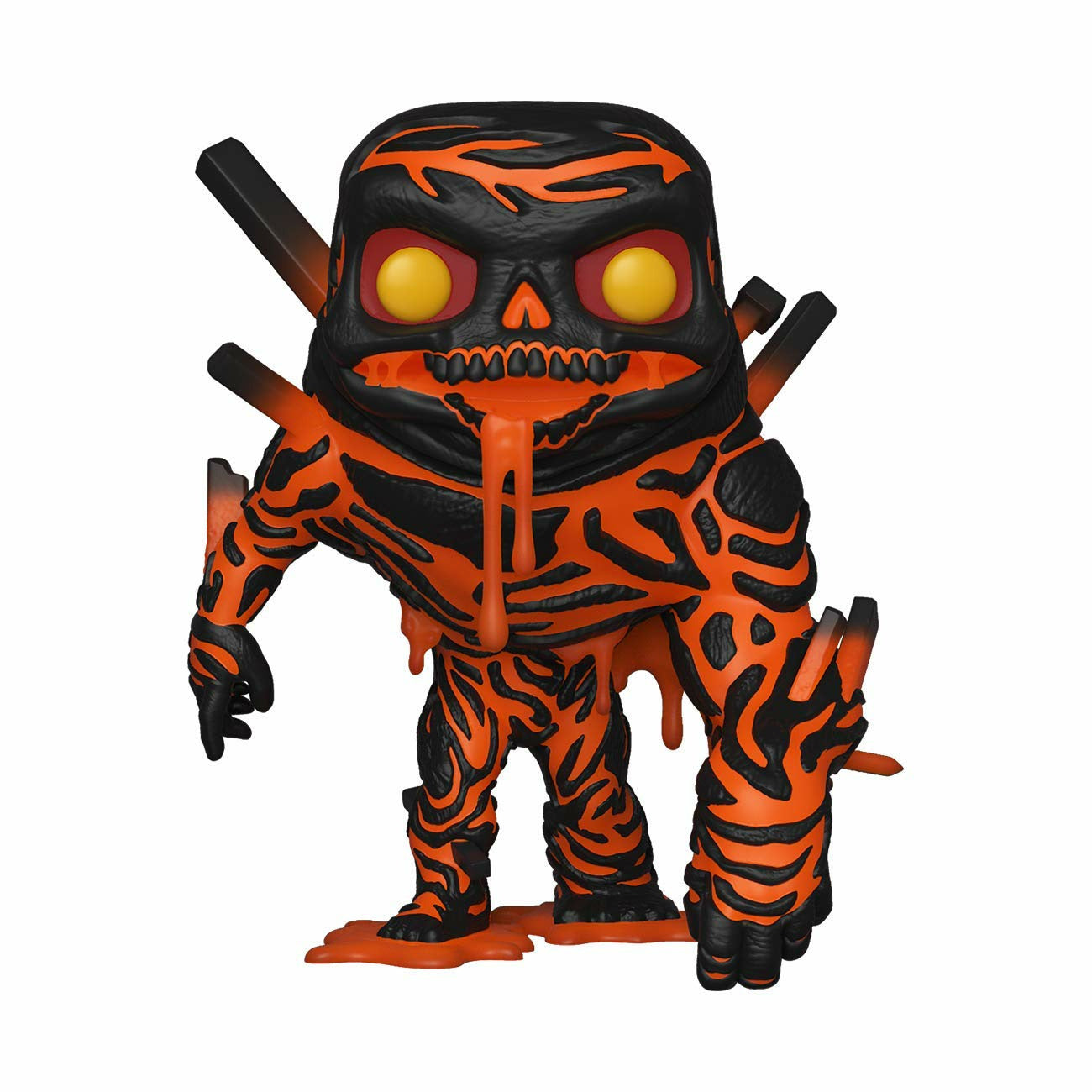 Marvel Spider-Man Far From Home Molten Man Bobblehead Pop! Vinyl Figure