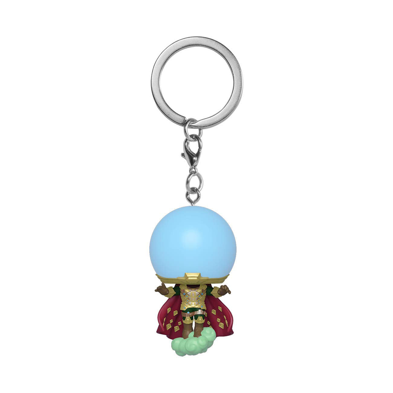 Marvel Spider-Man Far From Home Mysterio Pocket Pop! Keychain Bobblehead Figure