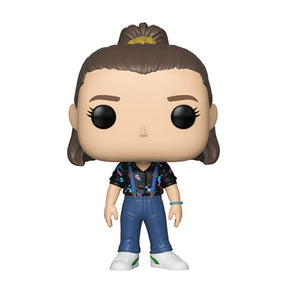 Stranger Things Eleven in Suspenders Pop! Television Vinyl Figure